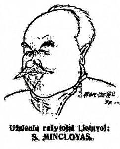 Sergejus Minclovas (šaržas)