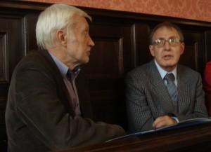 Валерий Тюпа и Василий Щукин