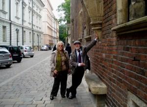 Алла Шелаев и Павел Лавринец