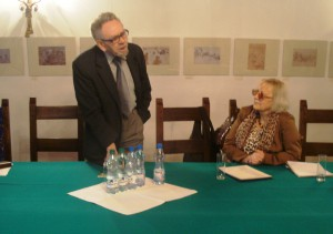 Владислав Пиотровский и Алла Шелаева