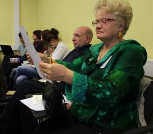 Владимир Хазан и Халина Вашкелевич