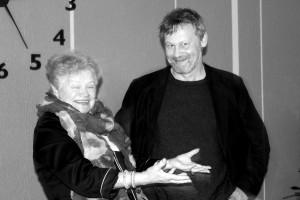 Халина Вашкелевич и Андрей Рогачевский