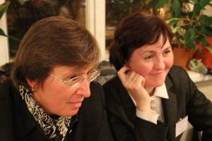 Татьяна Марченко, Алла Громова