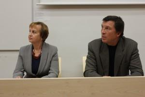 Анна Возняк и Александр Данилевский