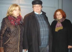 Галина Михайлова, Александр Федута, Регина Чичинскайте