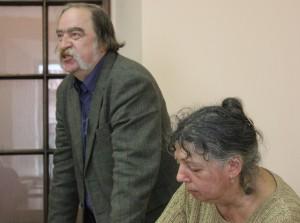 Ольга Бараш, Сергей Преображенский