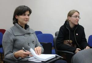 Таисия Лаукконен, Рима Берташевичюте